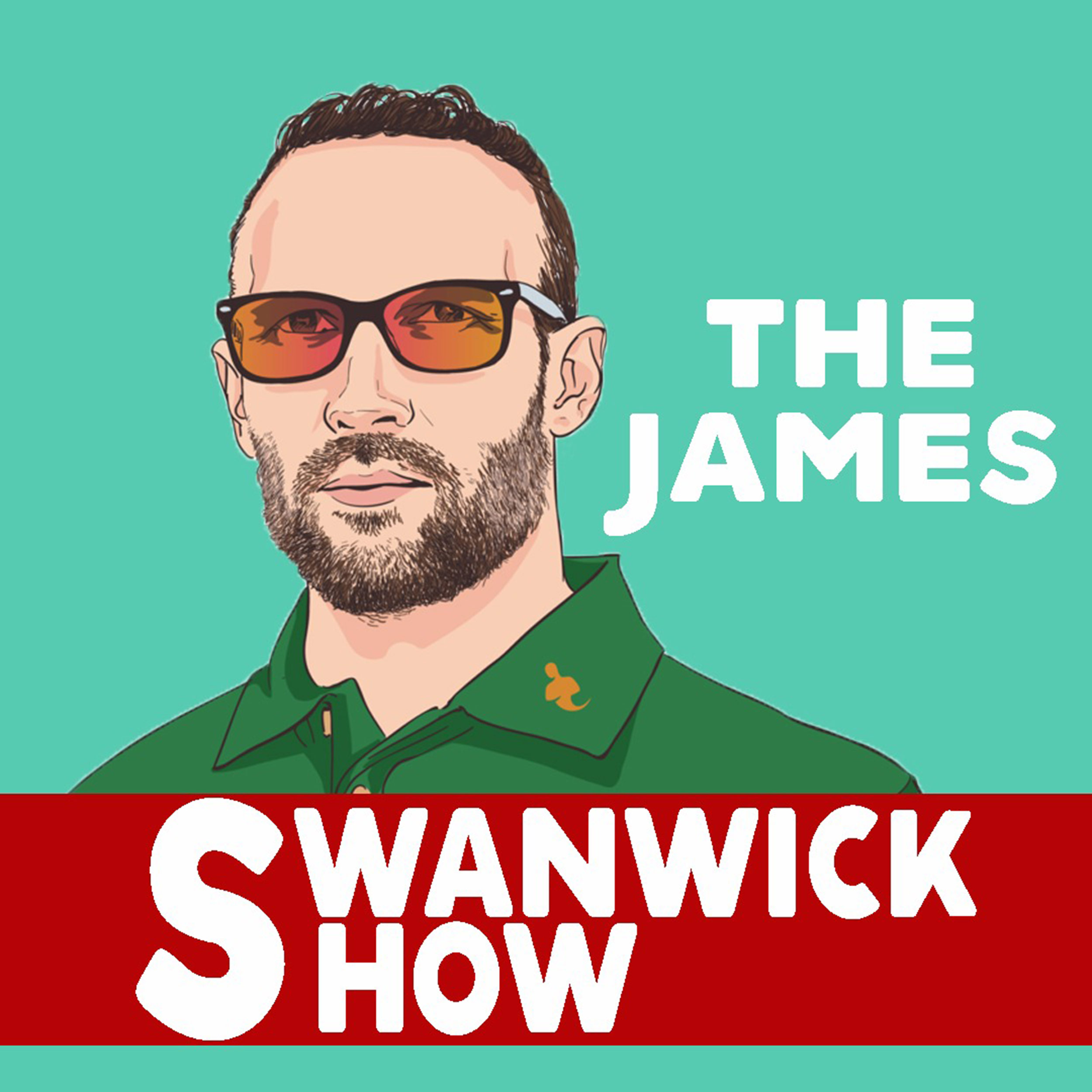 The James Swanwick Show show art
