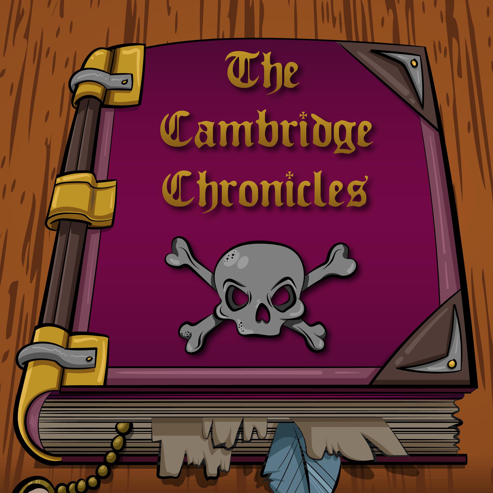 Cambridge Chronicles show art