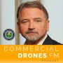 Artwork for #062 - FAA UAS Integration with Major General Hoot Gibson