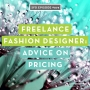 Artwork for SFD079 Three Years as a Freelance Fashion Designer: Advice on Pricing