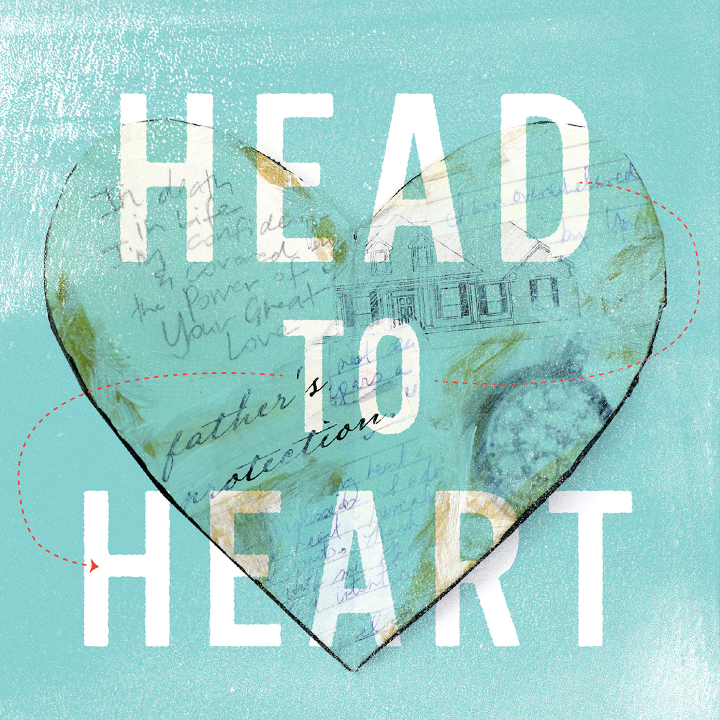 Head to Heart show art