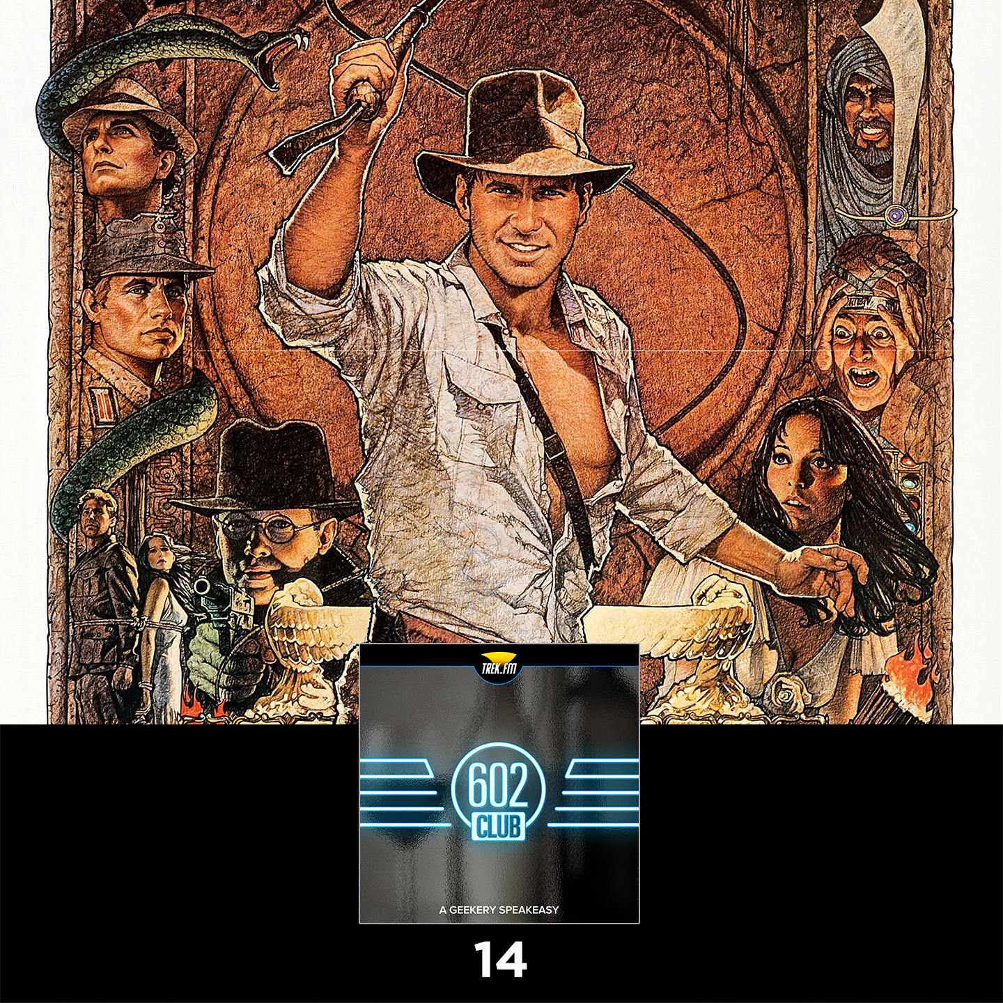 14: The Roger Moore of Indiana Jones