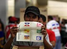 Australians in El Salvador  - Juan Campos
