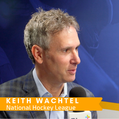 7: NHL First League to Partner with William Hill → Keith Wachtel from the NHL