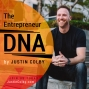 Artwork for EP#1: The Entrepreneur DNA by Justin Colby