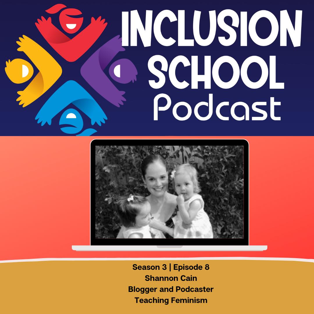 S3 Episode 8 - Teaching Feminism