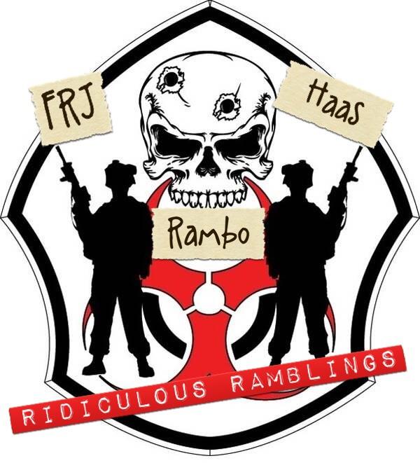 Ridiculous Ramblings logo