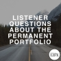 Artwork for 387 Answering Listener Questions About The Permanent Portfolio