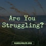 Artwork for Are You Struggling?