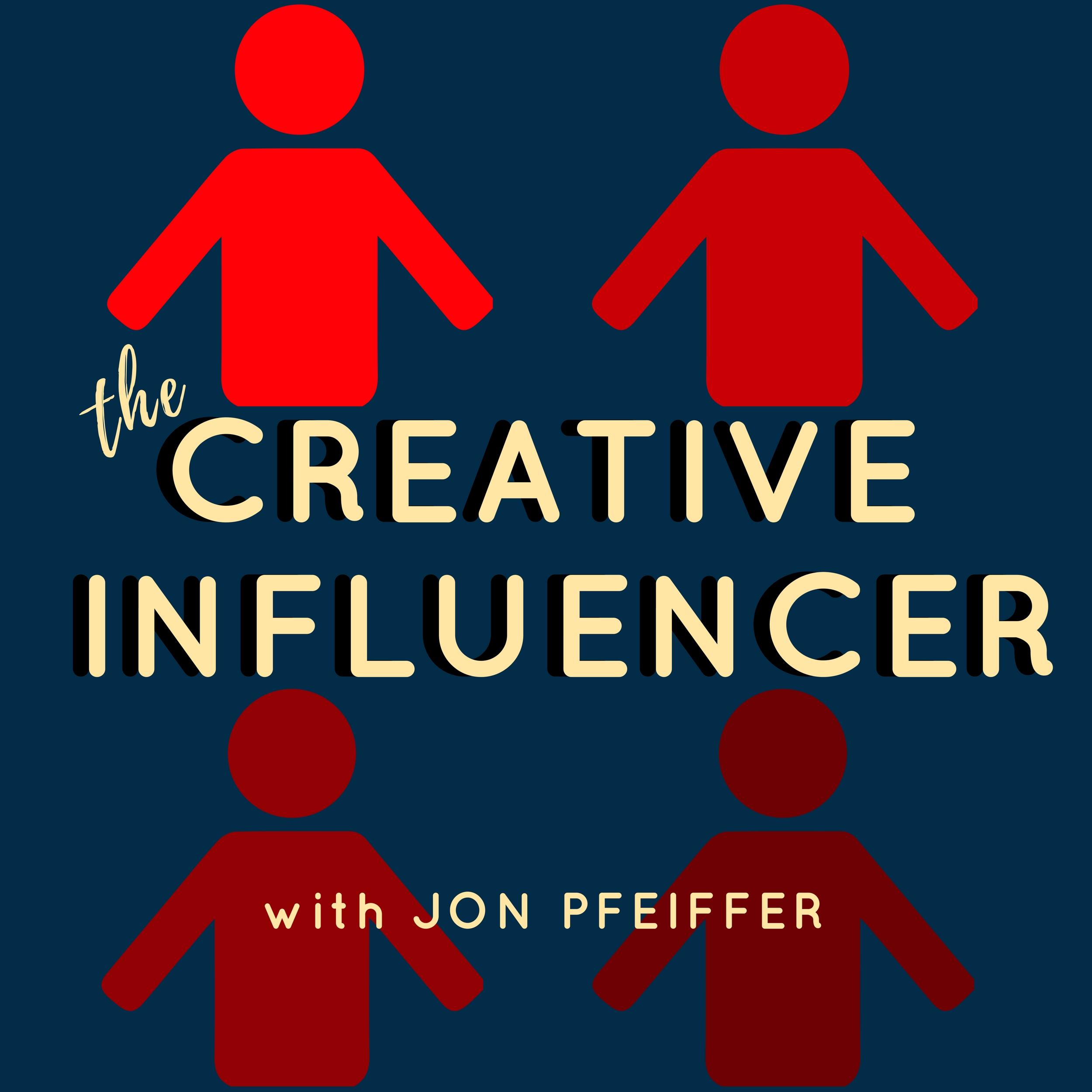 The Creative Influencer show art