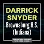 Artwork for Brownsburg (Ind.) head coach Darrick Snyder
