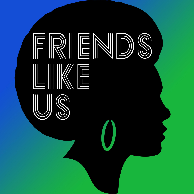 Artwork for Alicia Hall Moran visits FriendsLikeUs