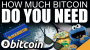Artwork for How Much Bitcoin Do You Need?