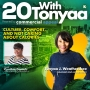 Artwork for Culture, Comfort, and Not Caring About Calories w/Cynthia Daniels | 20 With TONYAA | KUDZUKIAN