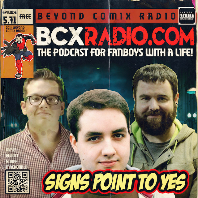 BCXradio 5.71 - Signs Point to Yes