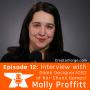 Artwork for Episode 12 - Molly Proffitt: CEO of Ker-Chunk Games
