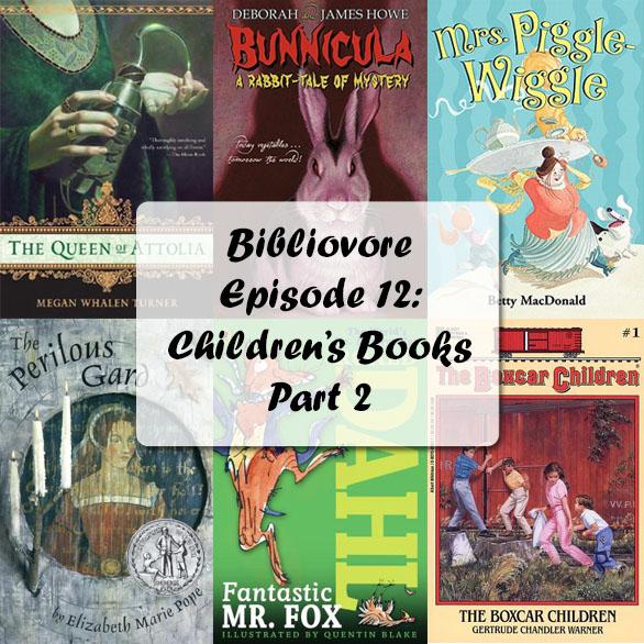 Episode 18 - Children's Books #2