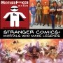 Artwork for Stranger Comics: Mortals Who Make Legends