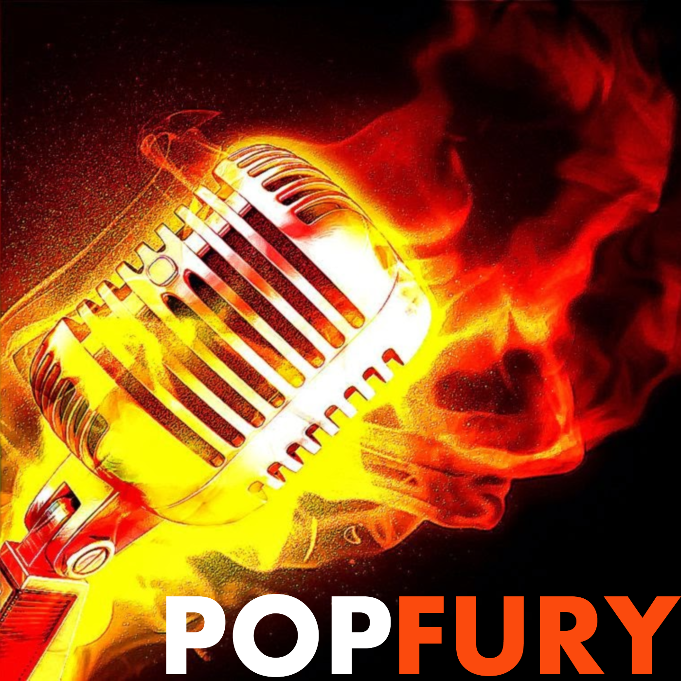 PopFury show art