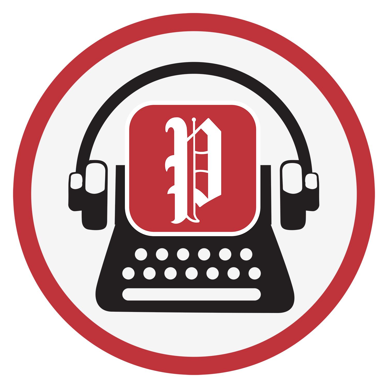 Portland Press Herald Audio show art