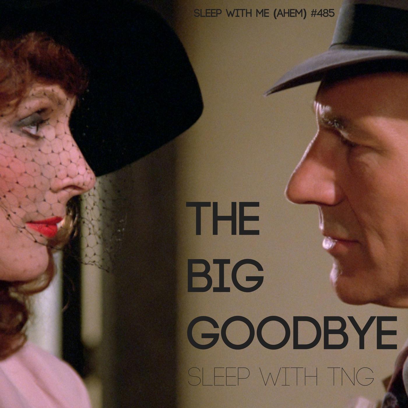 The Big Goodbye | Sleep to Star Trek The Next Generation | Sleep With Me #485