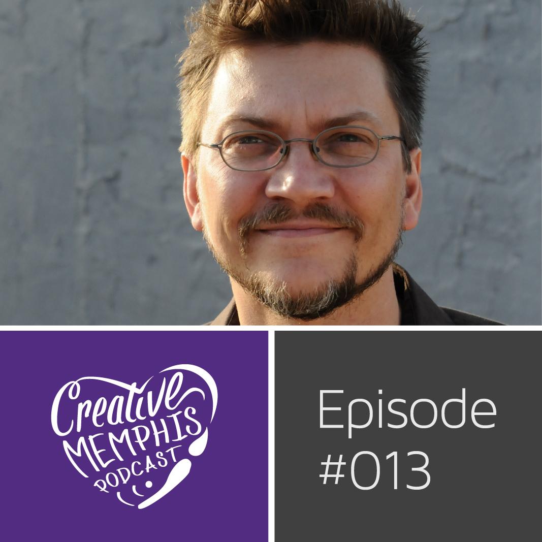 Episode #013: Erik Jambor | Indie Memphis