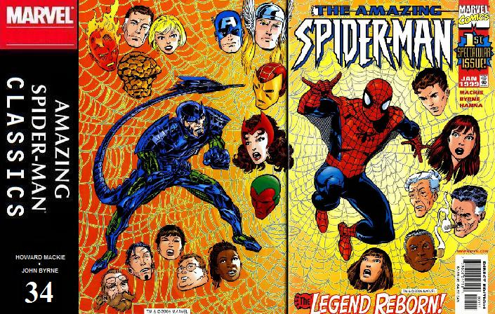 034 ASM Classics - The Amazing Spider-Man v2 1
