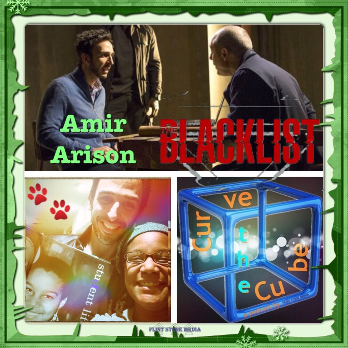 #10 – ACTOR – Amir Arison – 2014-12-26