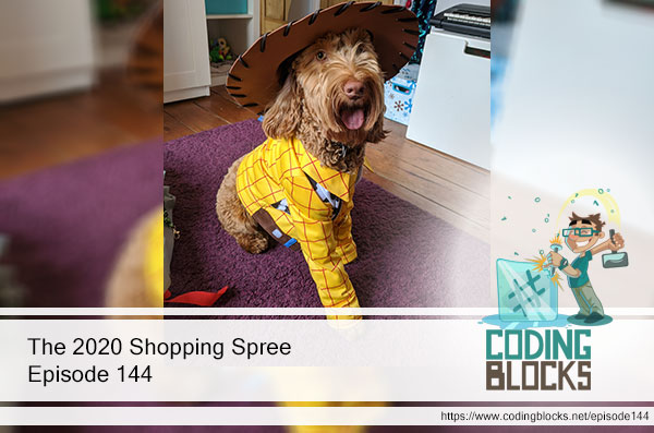 The 2020 Shopping Spree