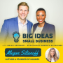 Artwork for Guest Megan Silianoff, founder of MadMeg Creative Services