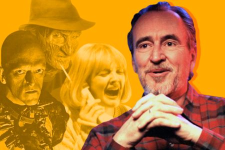 Episode 117 - Wes Craven, Taking Doug to School, New Screams!