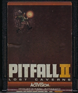 EPISODE 32: PITFALL II: LOST CAVERNS