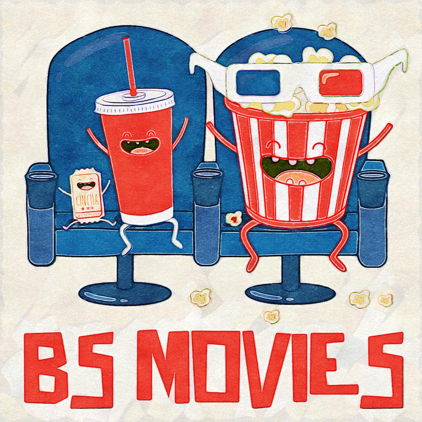 BS Movies show art