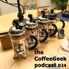 CG Podcast 024 - NWRBC, CoffeeFest and Tastings