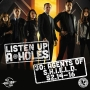 Artwork for Listen Up A-Holes #30: Agents of S.H.I.E.L.D. (S2.14-16)