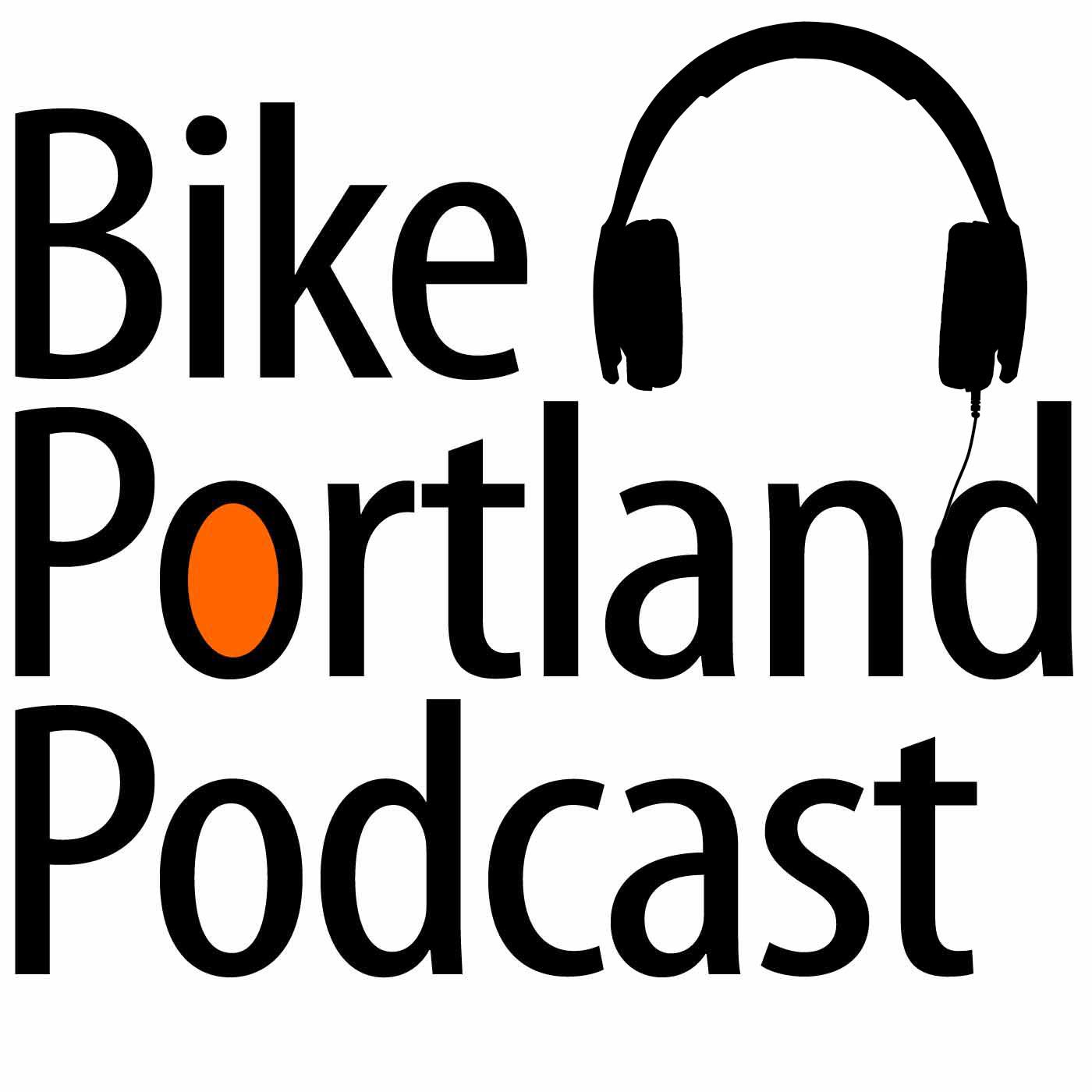 BikePortland Podcast logo