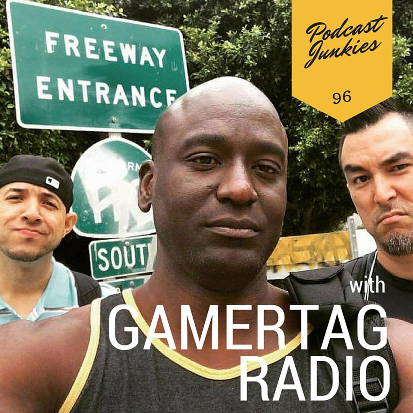 096 Gamertag Radio | The Three Brothers - Danny Pe?a, Peter Toledo, and Parris Lilly