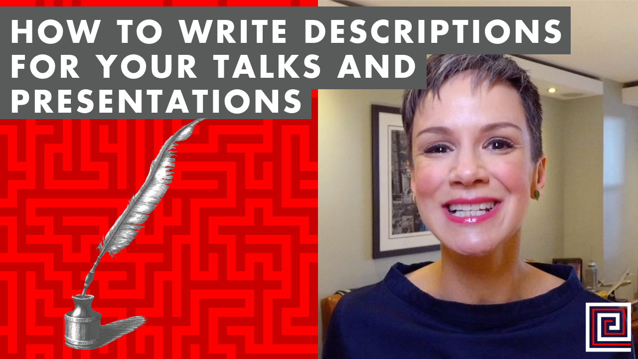 Artwork for How to Write Descriptions for Your Talks and Presentations - EP:098