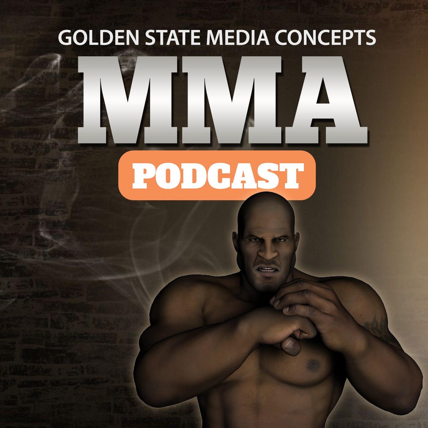 Artwork for GSMC MMA Podcast Episode 10 Part 2: Bellator 156, WSOF 31 (6-20-16)
