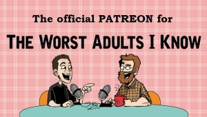 We're now on Patreon!
