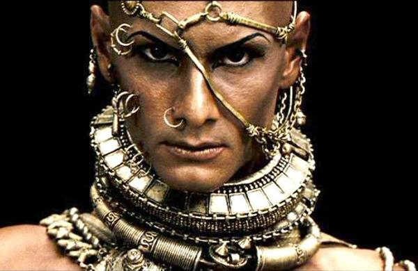Movie Xerxes from 300