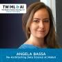 Artwork for Re-Architecting Data Science at iRobot with Angela Bassa - TWIML Talk #294