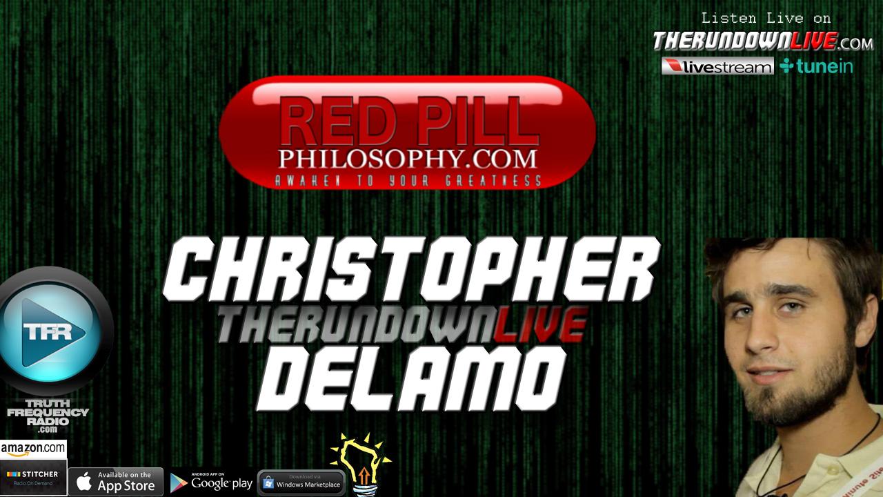 The Rundown Live #502 Christopher Delamo (Gender Roles,Feminism)