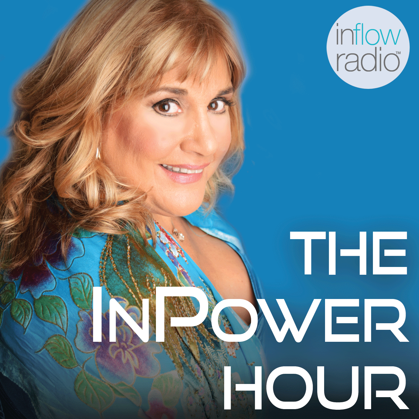 The InPower Hour with Susan Dintino show art
