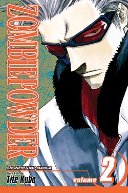 Manga Review: Zombie Powder Volume 2 by Tite Kubo
