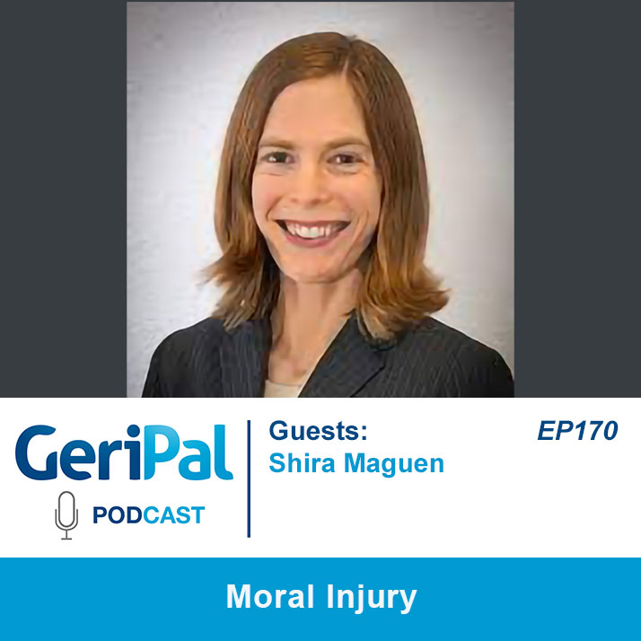 Moral Injury: Podcast with Shira Maguen