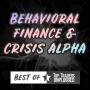 Artwork for Best of TTU - Behavioral Finance and & Crisis Alpha