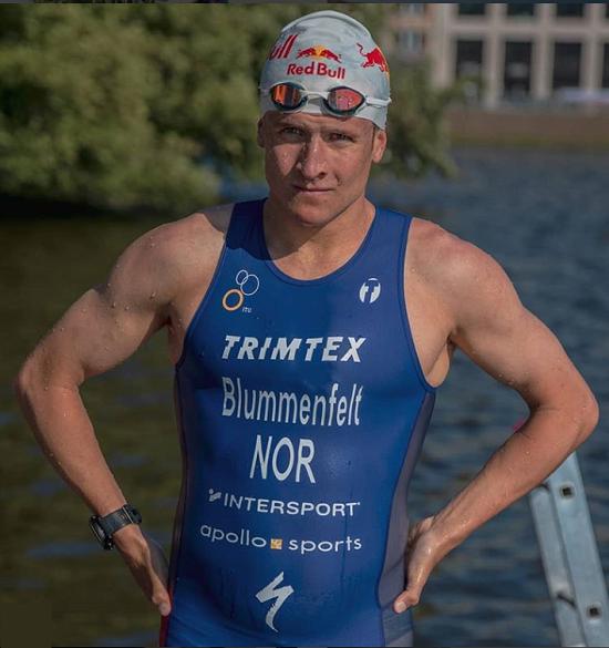 Kristian Blummenfelt 230