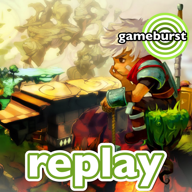 GameBurst Replay - Bastion