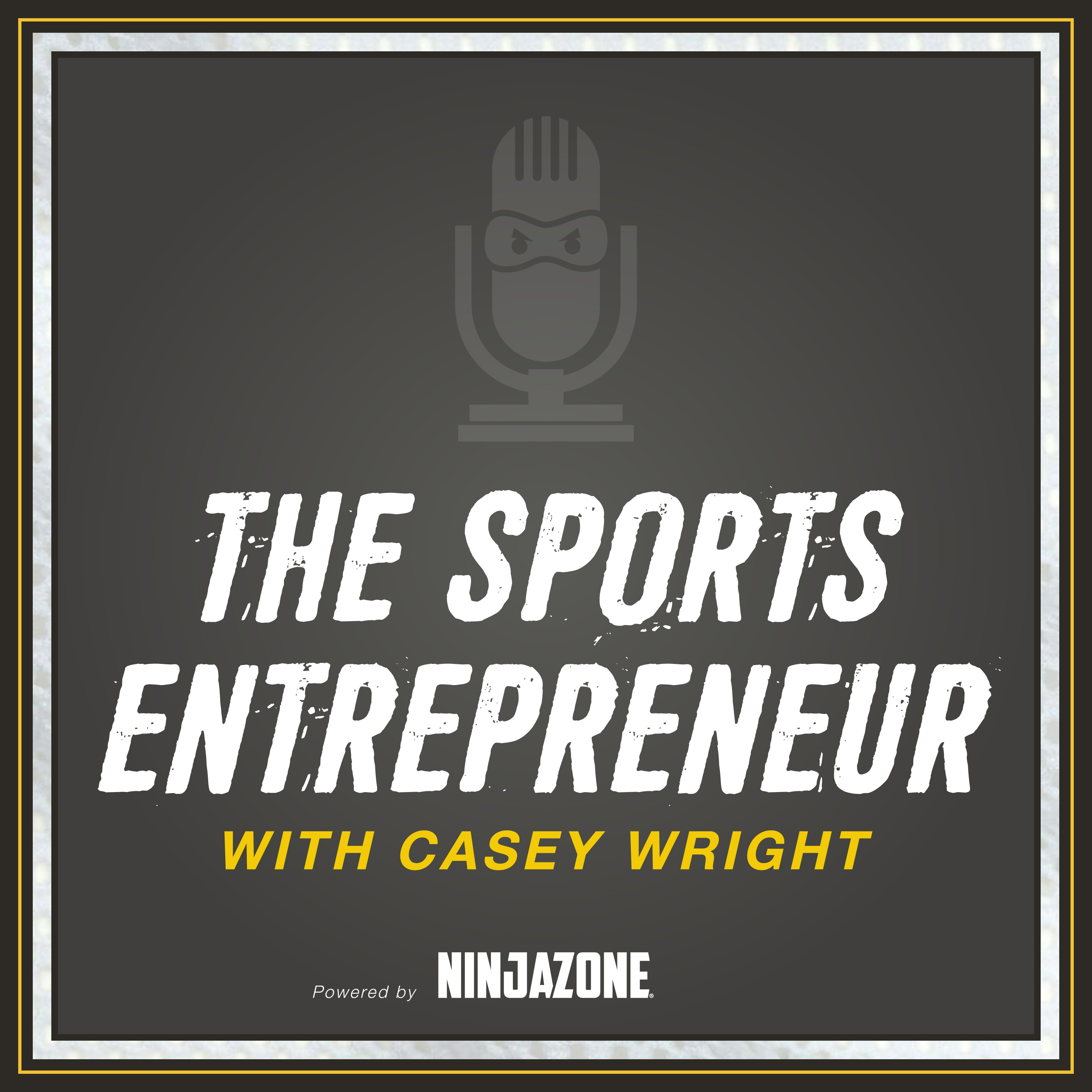 The Sports Entrepreneur show art